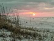 Sunrise Beach Walk on the Gulf