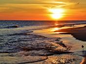 Sweet Perdido Key Summer Sunset