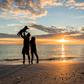 Honeymoon Island Silhouette