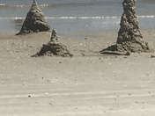 Beach Art- Anastasia Island