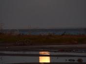 Moonrise at Big Talbot