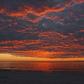 Stunning Sunset along Coast