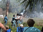 Battle of Okeechobee Re-enactment