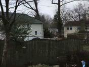 Two houses hit in Timonium