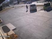 Deputy chasing suspect video of crash on E Euclid
