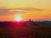 Almost Spring sunrise