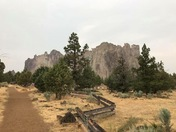 Smith Rock State Park,Oregon