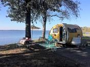 My lakefront weekend getaway