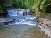 Waterfalls at Treman