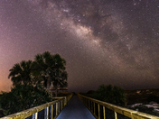 Boardwalk to the Milky Way Core