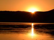 Sunrise in Washoe Valley