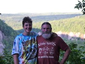 Celebrating 3 NY State Parks at once in Letchworth State Park. Dead & Co. @ Darien & NY State Fair Shirts