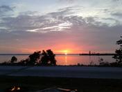 Evening at Sebastian Inlet