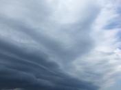 Crazy beautiful storm