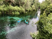 Kayaks explore more