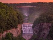 Letchworth - Middle Falls