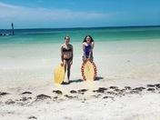 Honeymoon Island Water Fun