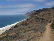 Pacific Coast Highway Scenic View