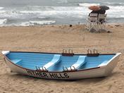 Hither Hills Beach Scene