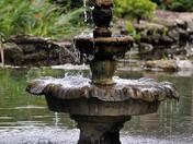 Washington Oaks Fountain