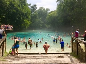 The Bluest of Blue Springs