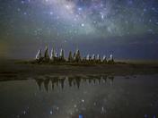 Intergalactic Sandcastles