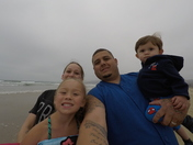 Camping in Pismo