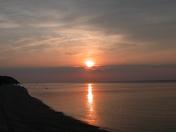 Sunset At Wildwood