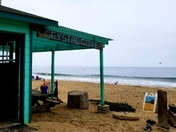Quiet Morning at Crystal Cove