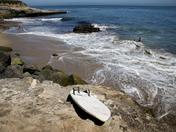 Natural Bridges State Beach, California