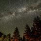 Milky Way over Big Pine