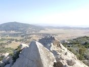 Top of the peak