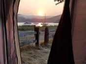Sunrise at Spencer Spit