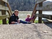Hiking at Cumberland Falls