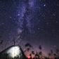 Touching the stars
