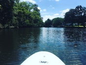 Blissful floating