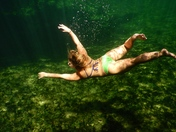 Dancing Through Water
