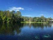 Panorama of Silver Springs