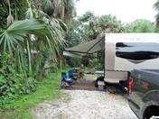 Family camping fun!