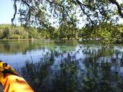Kayaking in Rainbow