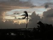 Bahia Honda sunrise from the Bridge