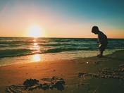 Wonder Filled Sunset
