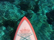 Paddleboard perfection