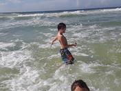 Top Sail FL. Vance vacation