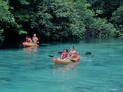 Gilchrist Blue Springs State Park fun