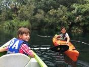 Kayaking-love at first paddle