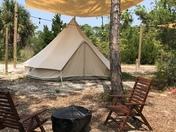 No tent, No problem