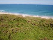 Birds Eye View at Fort Pierce Inlet State Park