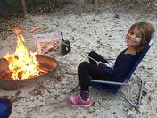 Christmas Camping Trip