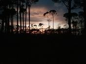 Sunset St.  George Island st.  Park